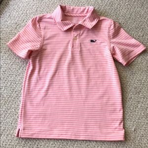 Toddler Boy Vineyard Vines Performance Polo